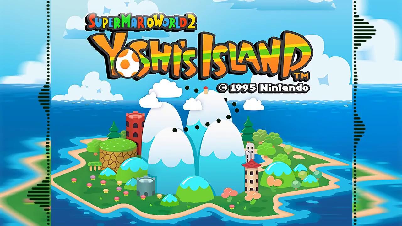 Yoshis Island Map Yoshi's Island   Map Theme (Trap Remix)   YouTube