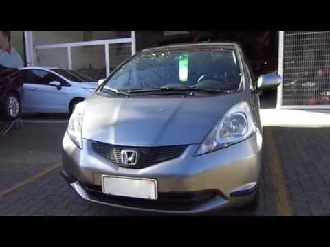Honda Fit LX 1.4 16v Manual - 2010
