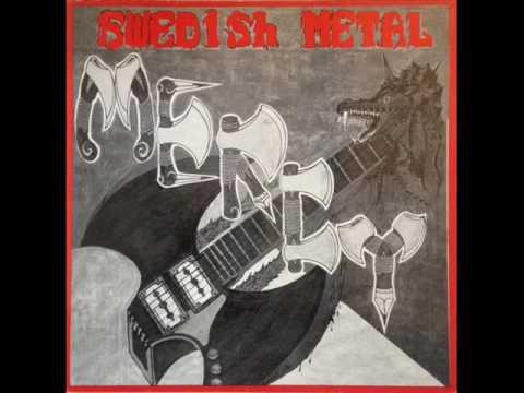 Mercy- Swedish Metal (FULL ALBUM) 1982