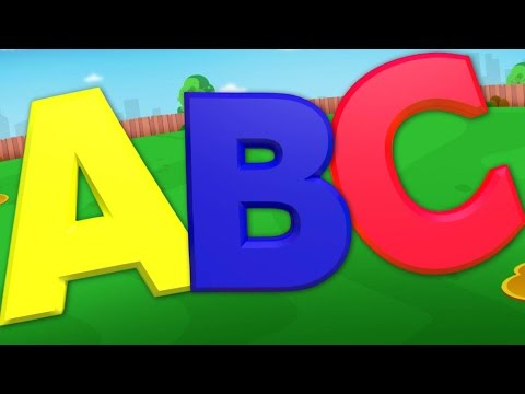 abc songs  Nursery Rhymes For Childrens Songs For Kids From  kids tv S