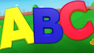 ABC Song | Nursery Rhymes For Childrens | Songs For Kids From Kids Tv