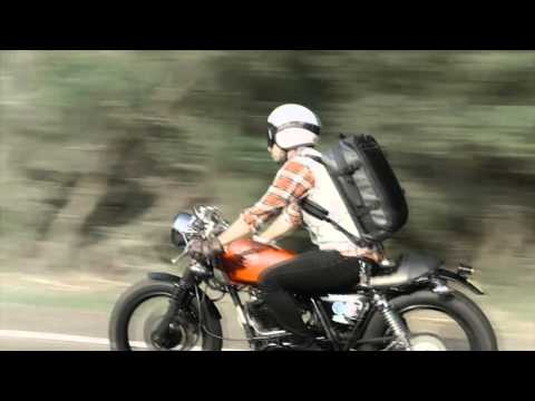 Deus Ex Machina SR400 Brat Cafe Racer [For Sale] - YouTube