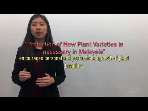 Protection of New Plant Variety