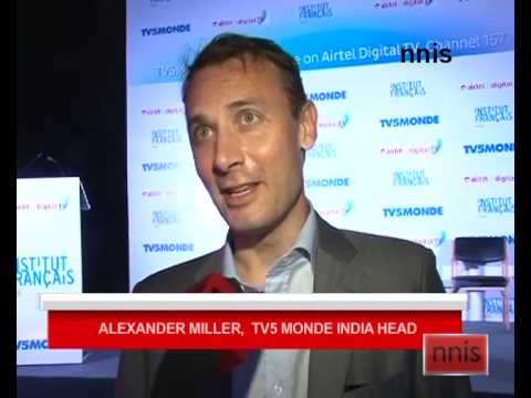 French Channel Tv5Monde Goes  Live On Airtel Digital Tv