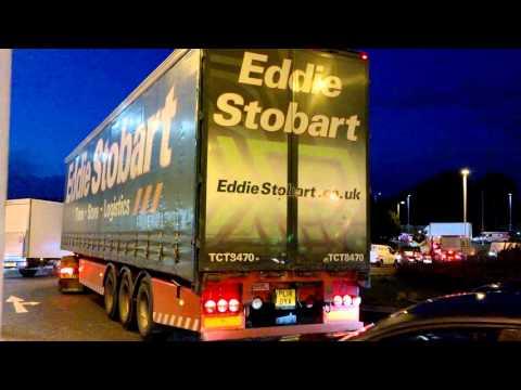 Eddie Stobart Scania Kyrie Louise Plymstock