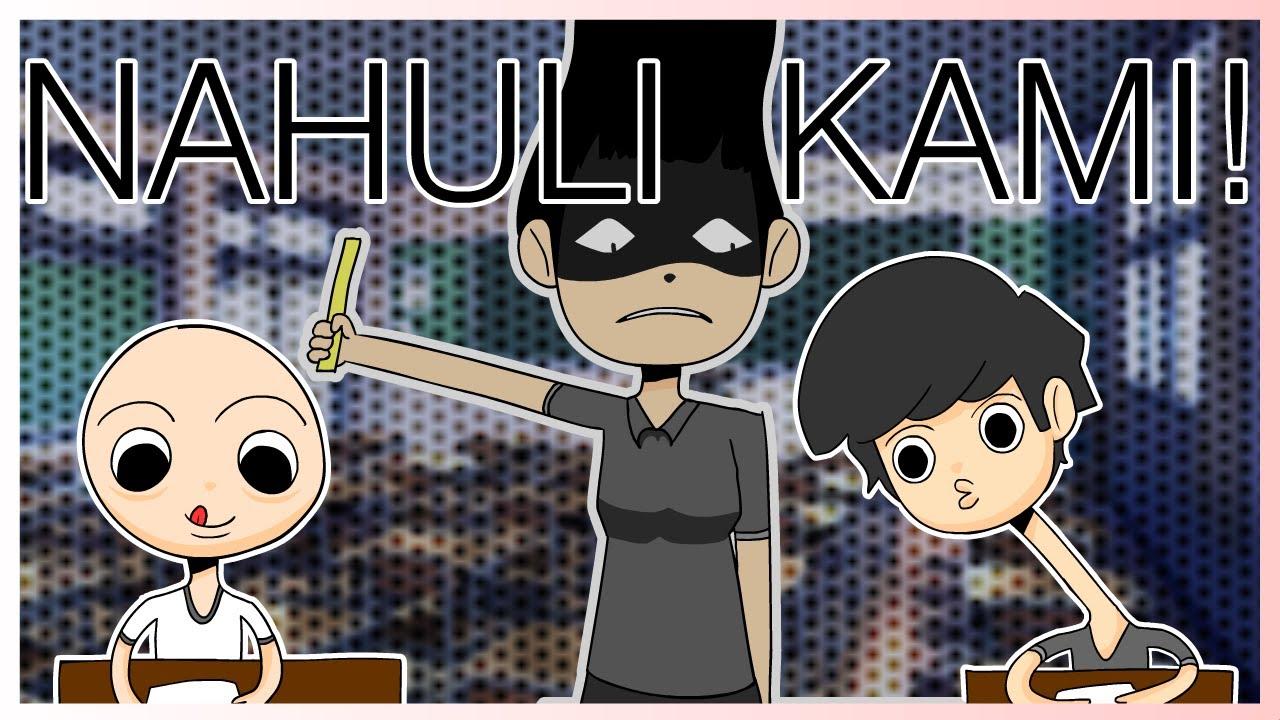 Kopyahan Moments (Pinoy Animation)
