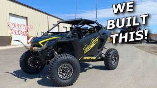 We build DANNY DUNCAN'S Polaris RZR Pro XP! Our best build yet?
