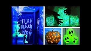 5 Easy Crafts Ideas at Home for Halloween!! 5-minute crafts ! HOW TO! diy halloween room handmade