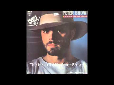 Peter Brown Baby Gets High