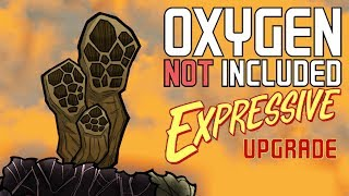 Tapping the Geyser - Oxygen Not Included Gameplay - Expressive Upgrade