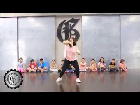 CLOSER | Advanced Kids Class with Myka | #DOLSaturdays G-Force Dance Center