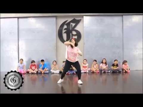 CLOSER   Advanced Kids Class with Myka   #DOLSaturdays G-Force Dance Center