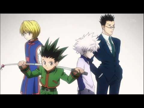 Hunter x Hunter 2011 Ending 1 - Just Awake Screamless Version