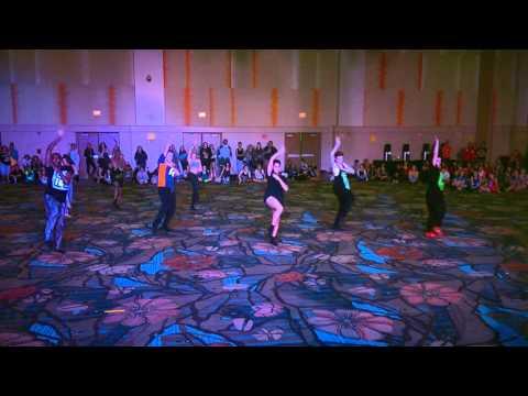 Lost At Sea by Zedd feat Ryan Tedder at Pulse Orlando - Brian Friedman Choreography