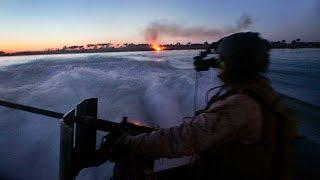 داعش يغرق 13 شخصا حاولوا الهرب من الفلوجة