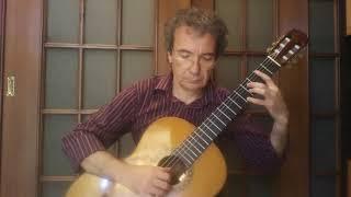Love Is Blue - L'amour est bleu (Classical Guitar Arrangement by Giuseppe Torrisi)