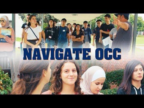 Navigate OCC 2018 | Orange Coast College