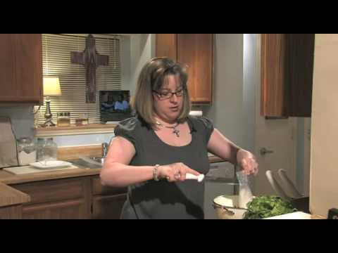 How To Make Chicken And Rice Burritos | Cooking With Kat