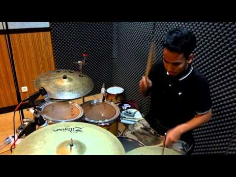 Allahku Dahsyat Cover by Four Drummers