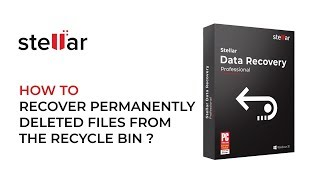 Recover Files Permanently Deleted From Recycle Bin