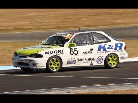 Series X3 QLD - Hyundai Excel Racing