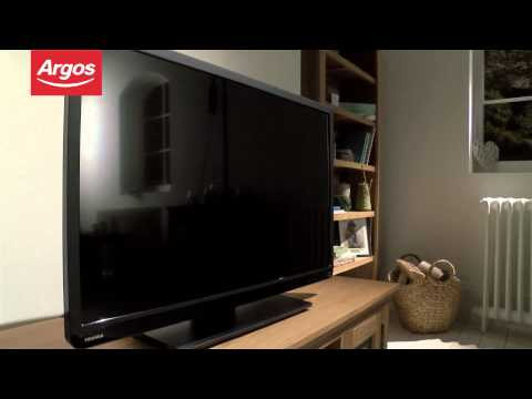 Toshiba 32W3451DB 32 Inch HD Ready Freeview Smart LED TV Argos Review