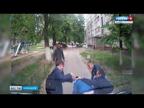 Вынесен приговор двум жителям Новочебоксарска, избившим санитара скорой помощи