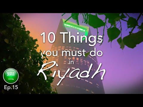 Best of Riyadh Saudi Arabia Travel Vlog 🇸🇦 What to go see in Saudi Arabia