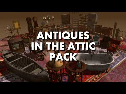 Antiques In The Attic Pack Intro