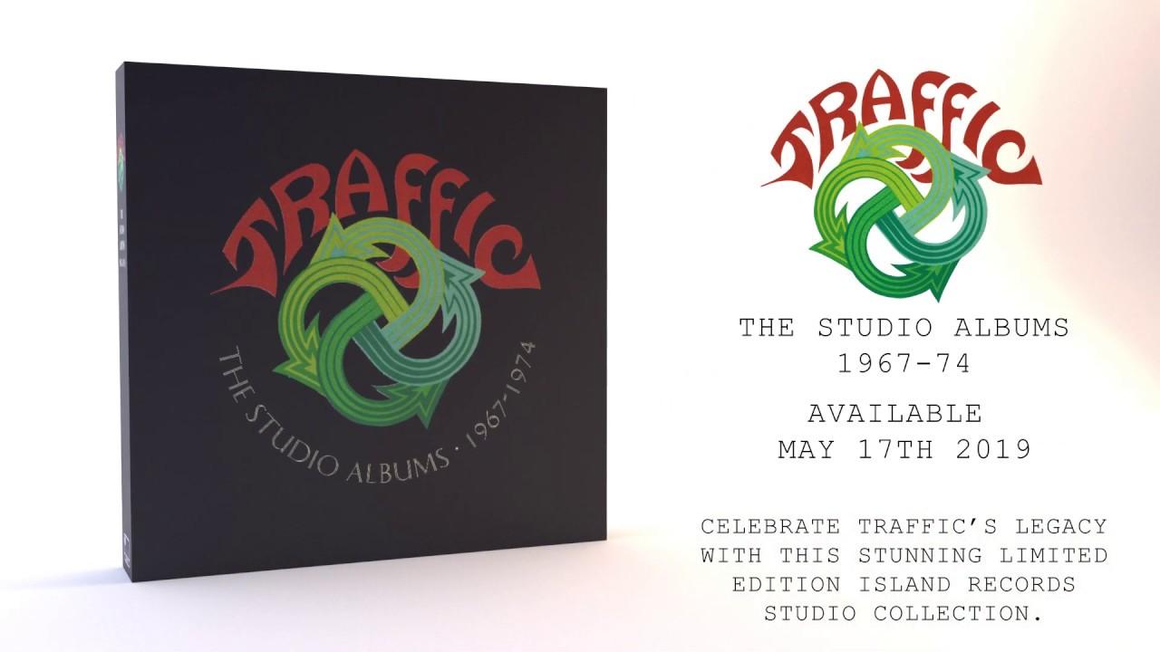 Traffic - The Studio Albums 1967-74