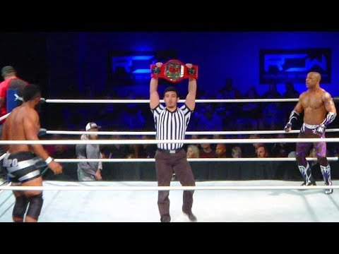 Reality of Wrestling TV: Episode 209