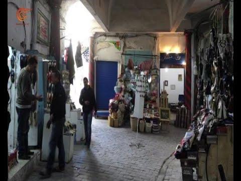 سوق البلاغجية في تونس من أهم أسواق المدينة العتيقة