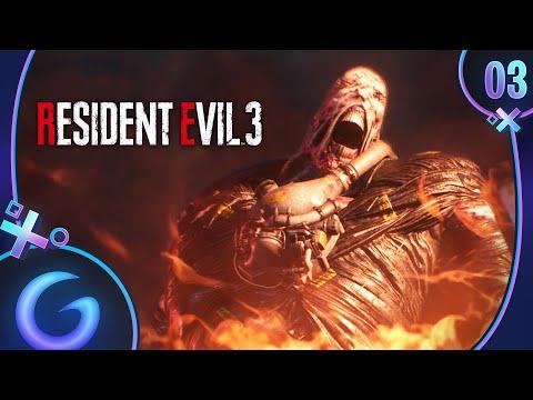 RESIDENT EVIL 3 REMAKE FR #3 : Duel explosif !