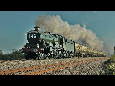 5029 'Nunney Castle' - The final Torbay Express of 2014