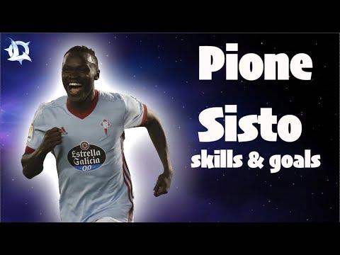 Pione Sisto • Best Skills & Goals 2018