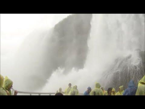 Niagara Falls Cave of the Winds HD