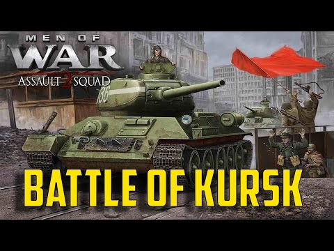 Men of War - Battle of Kursk
