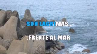 LAGRIMAS FRENTE AL MAR- LOS YONIC'S-KARAOKE