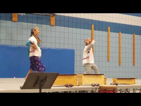 Anne Sullivan Elementary School's Cultural Night-2016 , Sioux Falls SD, USA