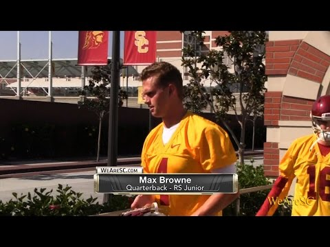 Max Browne fall camp highlights