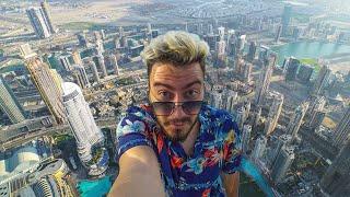 DÜNYANIN EN YÜKSEK YERİNE ÇIKTIM (Burj Khalifa)