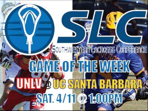 UNLV @ UC SANTA BARBARA SLC Game of the Week