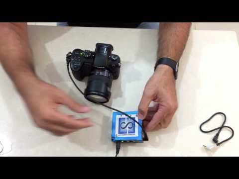 NMX Motion controller with GH5 Panasonic