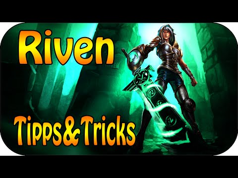RIVEN TOP - mini Guide und Gameplay