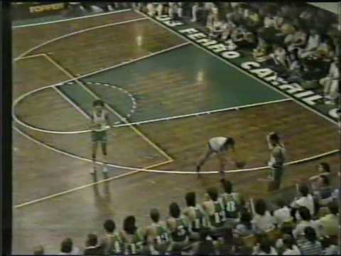1985 Liga Nacional Final Ferro-Atenas