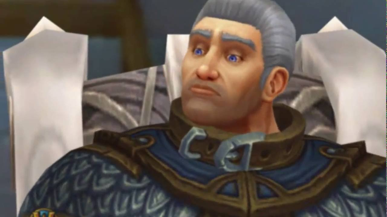 Khadgar Reacts To The Legendary Ring Quest