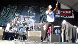 Gyptian - Serious Times LIVE @ UCLA Jazz Reggae Festival 2011 HD