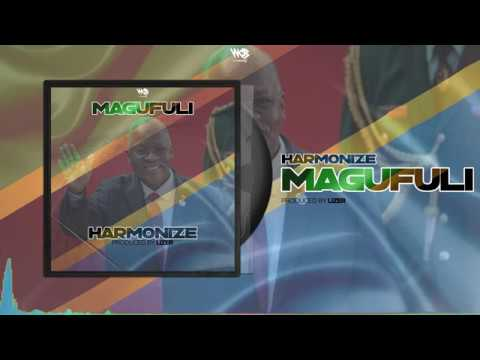 Download Harmonize - Magufuli (Official Audio) Sms SKIZA 8547071 to 811