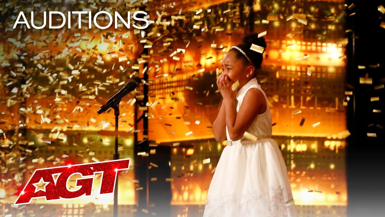 Download Golden Buzzer: 9-Year-Old Victory Brinker Makes AGT HISTORY! - America's Got Talent 2021
