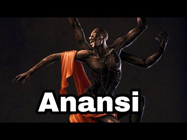 Anansi, Le Farceur (Mythologie Ashanti)